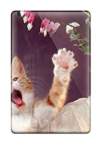 Hot Fashion HQMphEC2321EHVOX Design Case Cover For Ipad Mini/mini 2 Protective Case (cat By The Window)