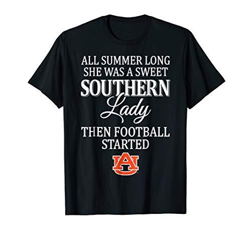 (Auburn Tigers Southern Lady T-Shirt - Apparel)