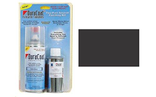Duracoat Aerosol Kit Matte Black ()