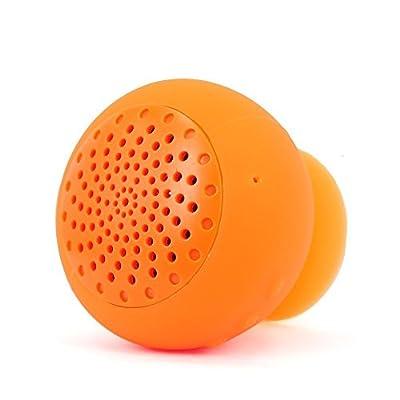 Formvan Waterproof Mini Mushroom Wireless Bluetooth Speaker