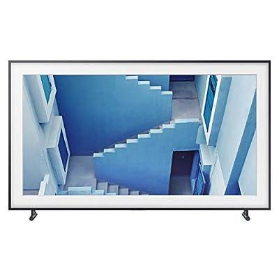 "Samsung UN55LS003 55"" The Frame 4K UHD Smart TV with 55"" The Frame Customizable Bezel (Light Wood)"