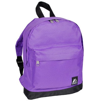 Everest Junior Backpack (Dark Purple / Black), Outdoor Stuffs