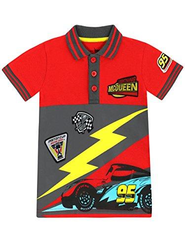 Disney Cars Boys' Cars Polo Shirt size 4