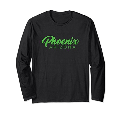 (Phoenix Arizona Souvenir Long Sleeve T-Shirt)