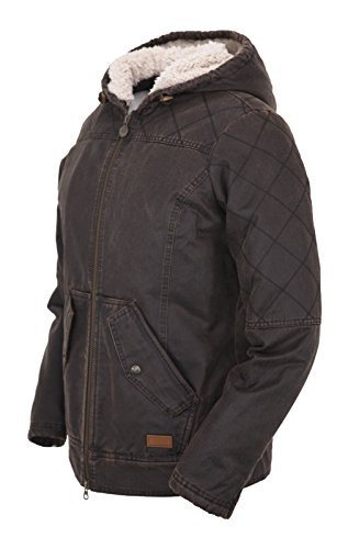 Outback Trading Co Women's CO. Heidi Canyonland Jacket Brown X-Large by Outback Trading (Image #2)