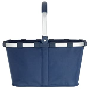 carry bag reisenthel germany collapsible bag or market basket marine home kitchen. Black Bedroom Furniture Sets. Home Design Ideas
