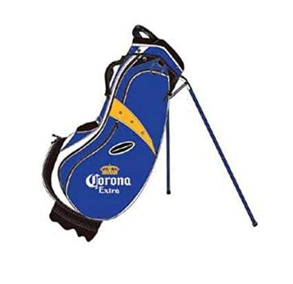 Amazon.com: Corona Wedge Kick Stand Bolsa de golf: Sports ...