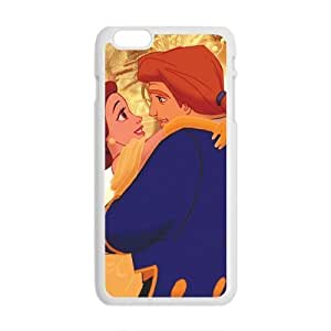 Beauty and the Beast Cell Phone Case for Iphone 6 Plus
