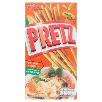 Glico Pretz Bread Stick Tom Yum Kung Flavour 36g (Breaded Bread)