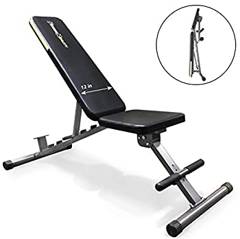 Fitness Reality incline decline folding workout bench