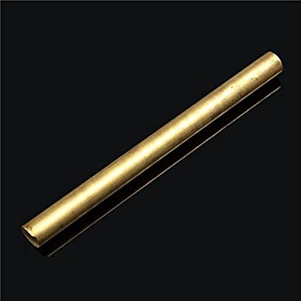 EsportsMJJ 8mm Diameter 100//200//330//500mm Brass Round Bar Rod Circular Tube 500mm
