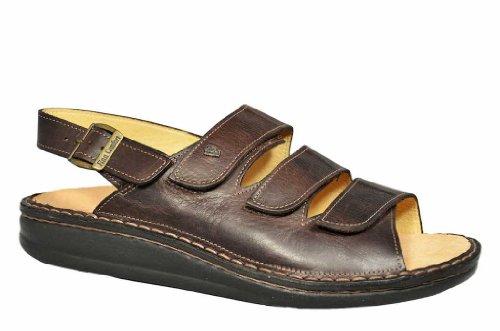 Finn Comfort - Sandalias de Vestir de cuero Hombre marrón - marrón