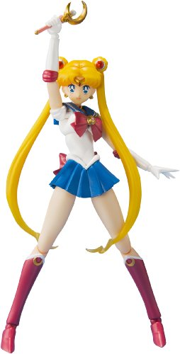 Bandai Tamashii Nations Sailor Moon S.H. Figuarts Action Figure [Resale Editon]