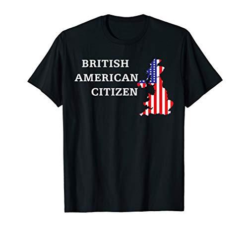 Citizenship gift USA British flag Naturalization citizen