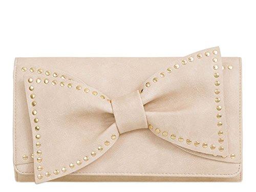 Pochette grand Hautefordiva beige pour chair femme dIqwHqO
