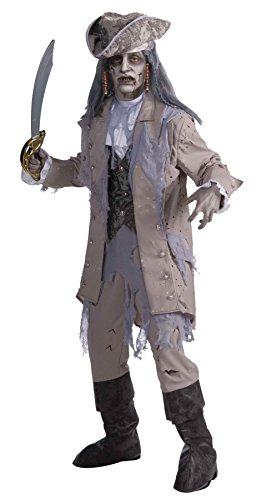 Forum Novelties Inc. Men's Zombie Pirate Costume