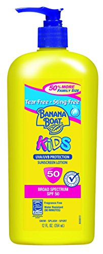 Recommended Sunscreen For Kids