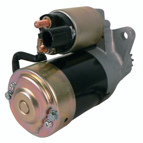 DB Electrical SMT0219 New Starter For Nissan 2.5 2.5L Altima w/Automatic Transmission (02 03 04 05 06 07) Sentra 2.5L w/AT (02-06) 23300-8J000, 23300-8J001, M0T60781, M1T68781, M1T68781ZC by DB Electrical