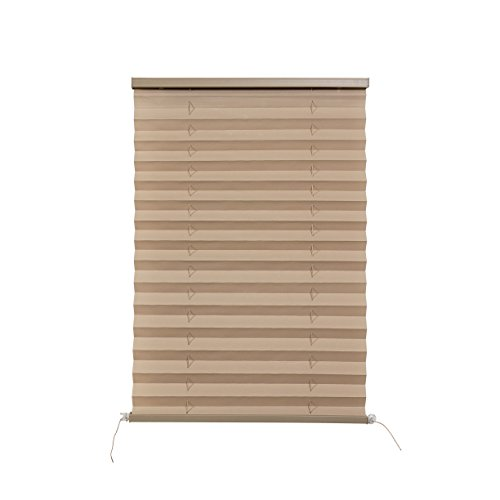 Replace Rv Window - RecPro RV Pleated Blind Shades | Cappuccino | Camper | Trailer (32