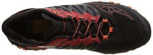La Sportiva Bushido Running Shoe - Mens Flame SQK8pgM