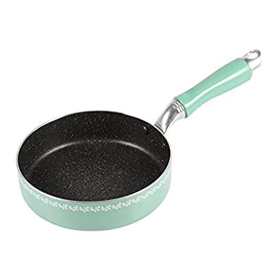 MEISI Nonstick Omelette Pan Specialty Nonstick Omelette Pan induction & electronic stove Japanese Omelette Pan / Egg Pan