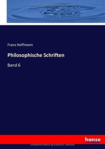 Read Online Philosophische Schriften: Band 6 (German Edition) PDF