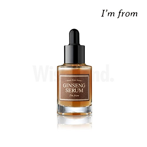 ([I'M FROM] Ginseng Serum, face serum, essence, anti-aging serum, 30ml)