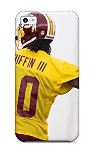 New Style Quality Case Cover With Robert Griffin Iii Nice Appearance Compatible With Iphone 5c