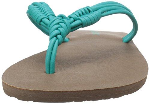 Have Sandal Women's Green Spring Volcom Fun Flop Flip Rqp5nHa