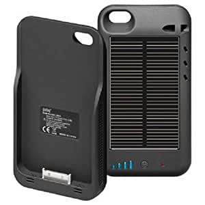 iphone 5 case charger firenew iphone 4 external solar powered 3191