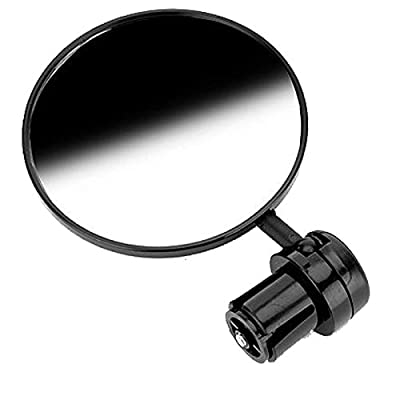 SUNLITE CE-1 Bar End Mirror : Bike Mirrors : Sports & Outdoors