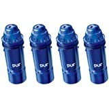 Kaz 4-Pack Pur 2-Stage Water Pitcher Replacement Filter