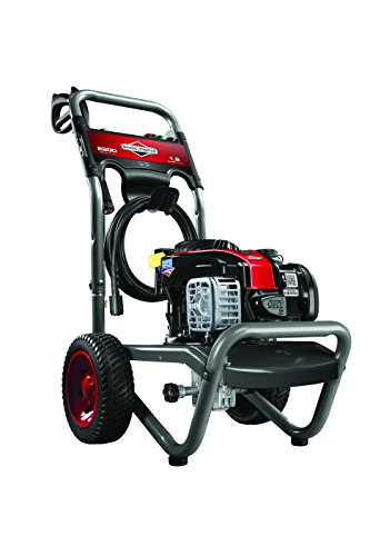 Briggs & Stratton 20545 2200-PSI Gas Pressure Washer with 550e Series OHV 140cc Engine, 1.9 GPM