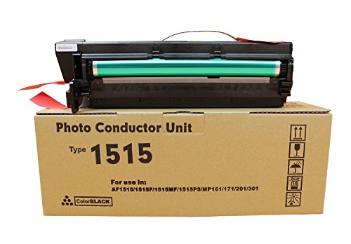 - HOTSUN Remanufactured 411844 Copier Drum Unit for Ricoh Aficio 1515 MP161 MP171 MP201 MP301 Lanier LD015 LD016 LD117 LD220F Savin 3515 816 917 920SPF