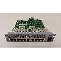 HP J4908A ProCurve gl 22 port 2 mGBIC 4100gl Gigabit Switch Module