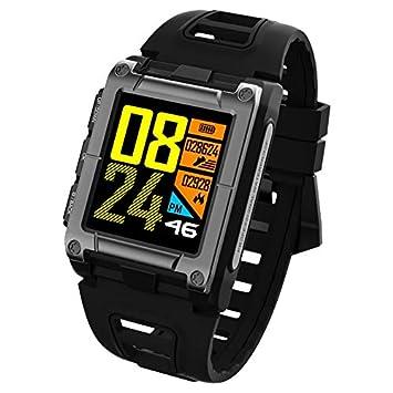 GPS Smart Watch, BG & MF IP68 Natación Reloj Sport Reloj Deportivo ...