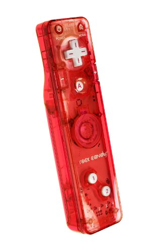 Rock Candy Wii Gesture Controller - Red