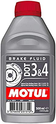 Fluido de Freio Motul Dot 3 & 4 Brake Fluid 5