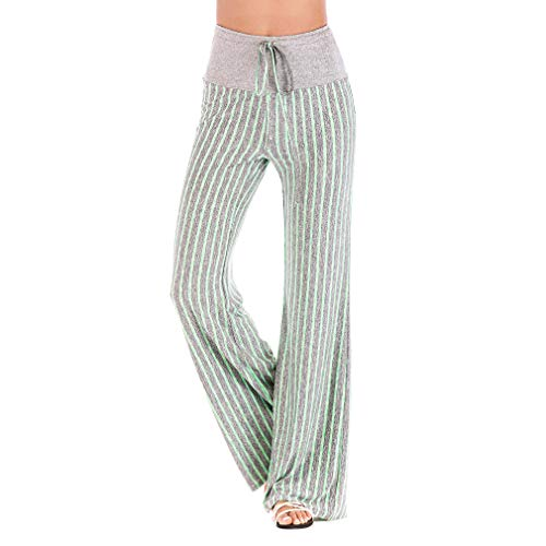 Con Pantaloni Eleganti Pilates S Juleya Da Super Verde Coulisse Yoga rvIqOnCxr