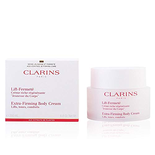 Clarins Extra Firming Body Cream for Unisex, 6.8 Ounce (Anti Cellulite Body Treatments Online)