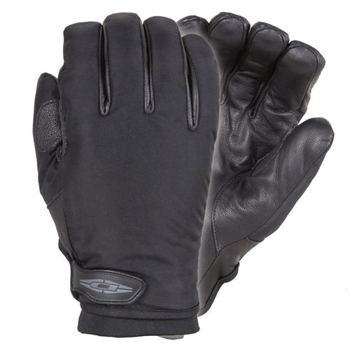 Damascus Stealth X Elite Nylon back w/ leather palms & Thermolite liners, Medium ()