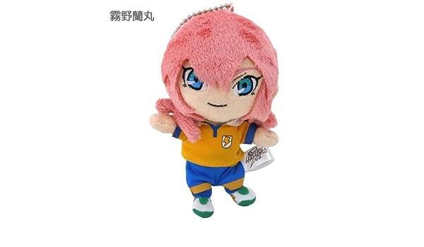 / Inazuma Eleven GO mascota de peluche BC juego de fútbol 2ª Caracter Almacen de mercancias [Quirino Ranmaru]: Amazon.es: Juguetes y juegos