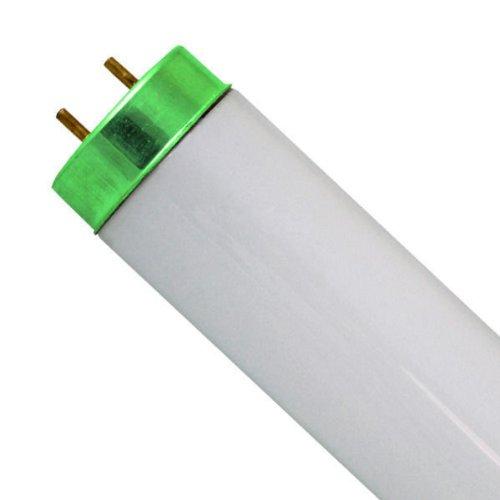(GE 10526 - F40T12/BL - 40 Watt - T12 Linear Fluorescent Tube - Black Light)