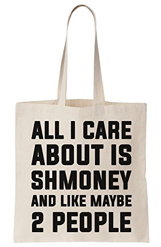 Like Bag Shmoney About All Maybe People Canvas And Care Is I 2 Tote wqR47pY