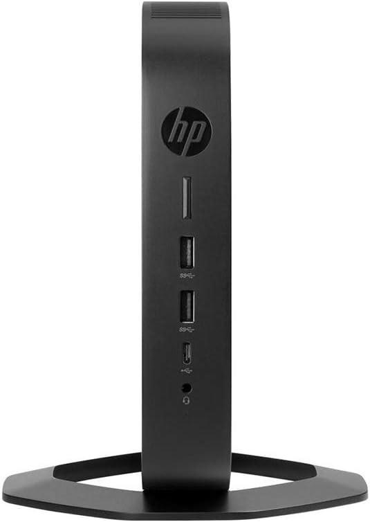 HP t640 Thin Client, 7NN46AT, AMD Ryzen R1505G with Radeon Vega 3 Graphics, 8 GB DDR4L, 64 GB Flash Memory, Windows 10 IoT Enterprise, 7NN46AT#ABA