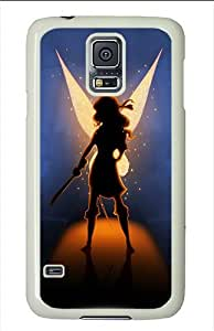 Samsung Galaxy S5 Cases and Covers - Pirate Fairy Polycarbonate Case for Samsung Galaxy S5 White
