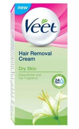 Buy Veet Hair Removal Cream For Dry Skin 25 G Pack Of 4 Online