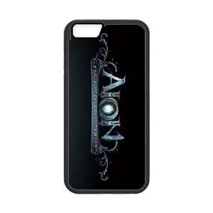 Aion The Tower Of Eternity 3 funda iPhone 6 Plus 5.5 Inch caja funda del teléfono celular del teléfono celular negro cubierta de la caja funda EVAXLKNBC30250