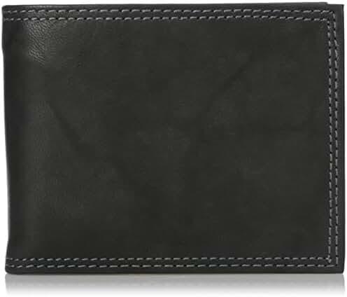 Buxton Men's Hunt Convertible Billfold Wallet