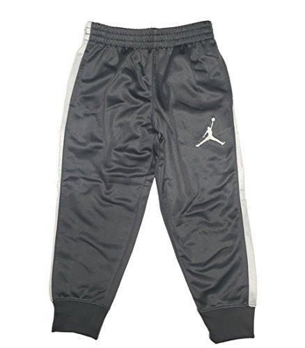 Jordan Kids Little Boys Jogger Jumpman Pants (2T, DK GREY)
